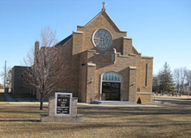 Trinity Evangelical Lutheran Church, Johnson Minnesota