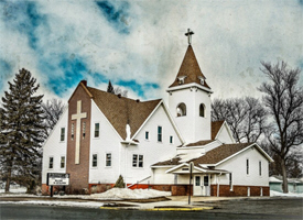 Bethlehem Lutheran Church, Ulen Minnesota