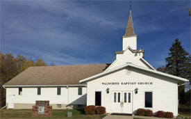 Walworth Baptist Church, Ulen Minnesota