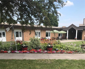 Viking Manor Nursing Home, Ulen Minnesota