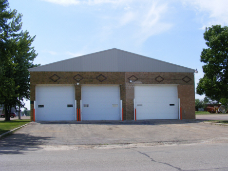 County Highway Garage, Westbrook Minnesota, 2014