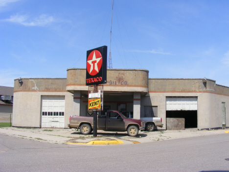 Former Texaco station, Westbrook Minnesota, 2014
