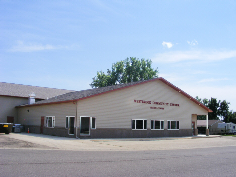 Community Center, Westbrook Minnesota, 2014