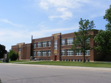 School, Westbrook Minnesota, 2014