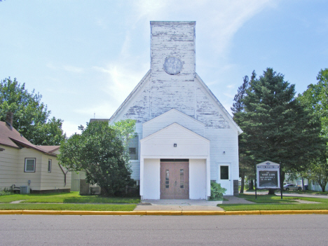 Presbyterian Church, Westbrook Minnesota, 2014