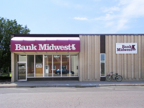 Bank Midwest, Westbrook Minnesota, 2014