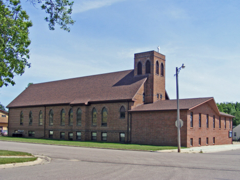 Grace Lutheran Church, Westbrook Minnesota, 2014