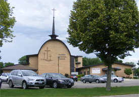 Calvary Lutheran Church, Willmar Minnesota