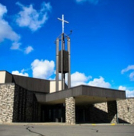 Assembly of God Church, Willmar Minnesota