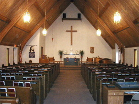 Immanuel Lutheran Church, Willmar Minnesota