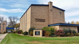 Redeemer Lutheran Church, Willmar Minnesota