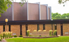 Vinje Lutheran Church, Willmar Minnesota