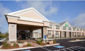 Holiday Inn Express Willmar Minnesota