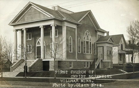 First Church of Christ Scientist, Willmar Minnesota, 1914