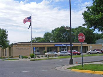 US Post Office, Willmar Minnesota