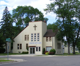 Cornerstone Baptist Church, Willmar Minnesota
