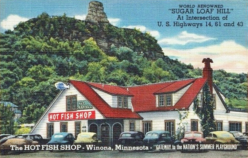 Winona minnesota gallery for Loaves and fishes mn