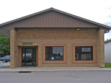 First Independent Bank, Wood Lake Minnesota, 2011