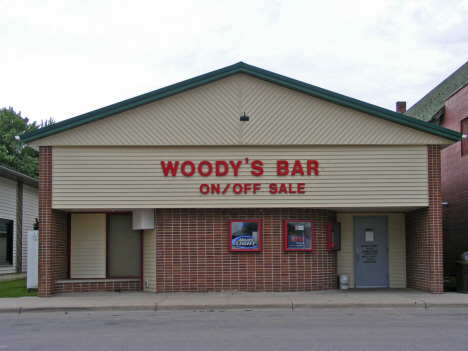 Woody's Bar, Wood Lake Minnesota, 2011