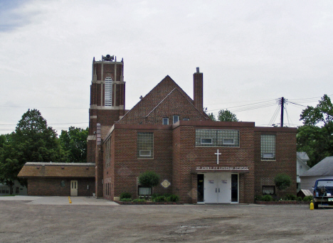 St. John's Lutheran School, Wood Lake Minnesota, 2011