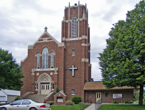 St. John's Lutheran Church, Wood Lake Minnesota, 2011