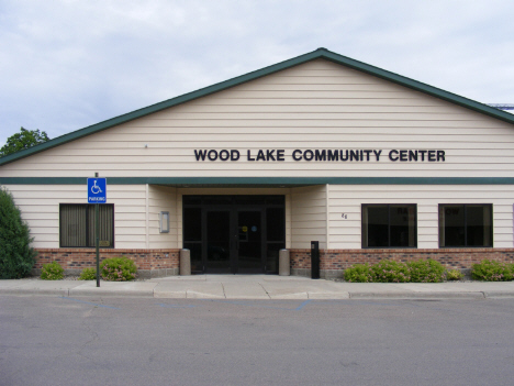 Wood Lake Community Center, Wood Lake Minnesota, 2011
