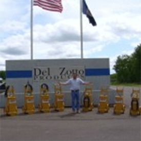 Del Zotto Products Inc, Wrenshall Minnesota