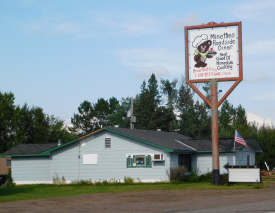 Minettie's Roadside Diner, Wright Minnesota