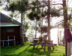 Birch Haven Resort, Tenstrike Minnesota