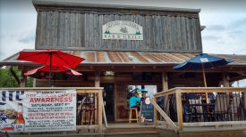 Iron Horse Bar and Grill, Nevis Minnesota