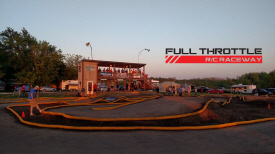 Full Throttle R/C Raceway, Foley Minnesota