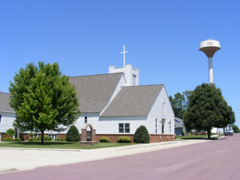Good Shepherd Lutheran Church, Lake Wilson Minnesota, 2014