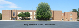 Holy Redeemer School, Marshall Minnesota