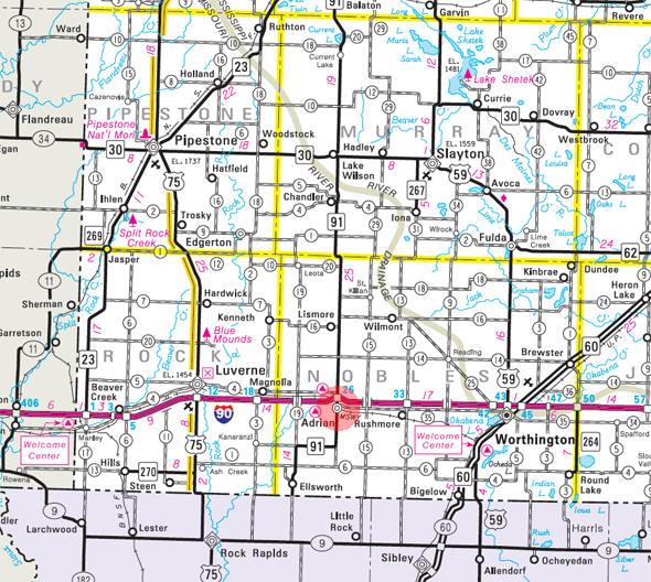 Guide to Adrian Minnesota
