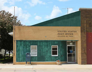 US Post Office, Balaton Minnesota