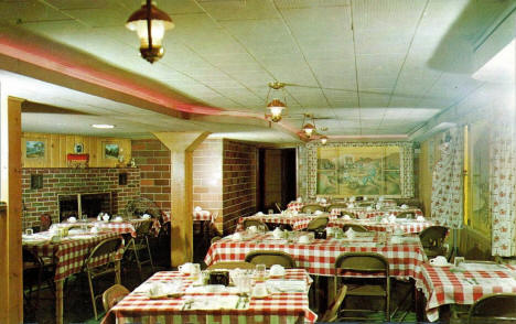 Hamburger Inn Cafe, Breckenridge Minnesota, 1950's