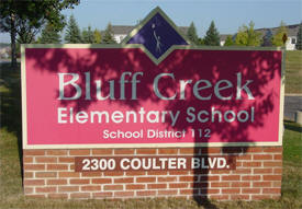 Bluff Creek Elementary, Chanhassen Minnesota