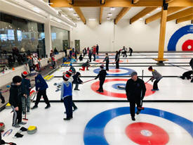 Chaska Curling Center, Chaska Minnesota