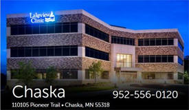 Lakeview Clinic - Chaska Minnesota