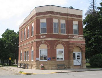 City Hall, Clements Minnesota