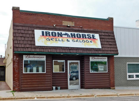 Iron Horse Bar and Grill, Cokato Minnesota, 2020