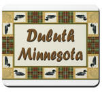 Duluth Loons Mousepad