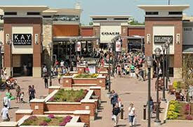 Twin Cities Premium Outlets, Eagan Minnesota