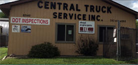 Central Truck Service Inc. East Bethel Minnesota