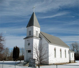 Saron Lutheran Church, Erskine Minnesota