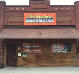 No Boundaries Contracting, Erskine Minnesota