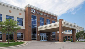 Fridley Clinic - North Memorial Health