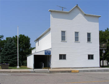 US Post Office, Hardwick Minnesota