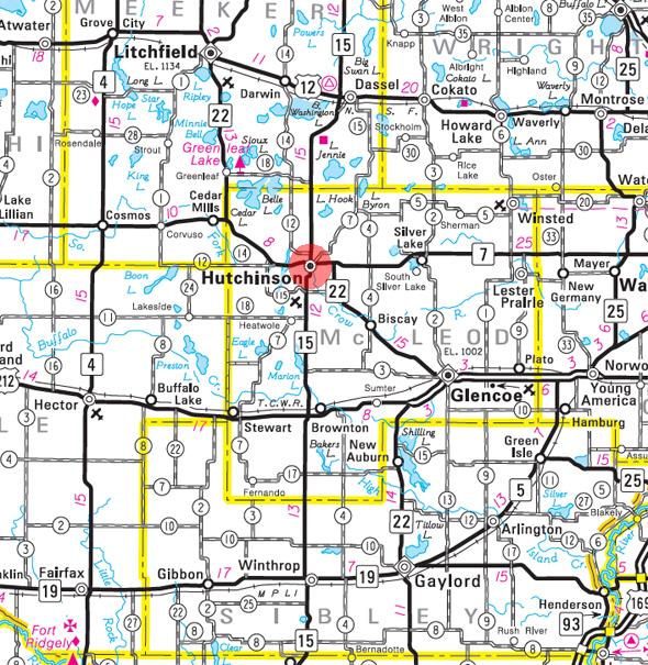 Guide to Hutchinson Minnesota