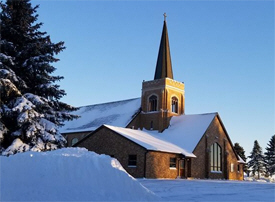 Immanuel Evangelical Lutheran Church, Hutchinson Minnesota